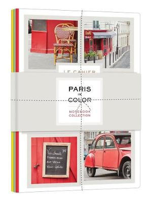 Paris in Color Notebook Collection - Robertson, Nichole