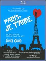 Paris, je t'aime [Blu-ray] - Alexander Payne; Alfonso Cuarón; Bruno Podalydès; Christopher Doyle; Daniela Thomas; Ethan Coen; Frédéric Auburtin;...