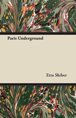 Paris Underground - Shiber, Etta