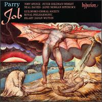 Parry: Job - An Oratorio - Jaime Morgan Hitchcock (treble); John Birch (organ); Neal Davies (baritone); Peter Coleman-Wright (bass);...