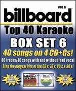 Party Tyme Karaoke: Billboard Top 40 Karaoke, Vol. 6