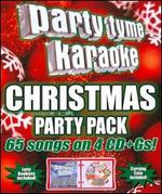 Party Tyme Karaoke: Christmas Party Pack
