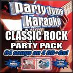 Party Tyme Karaoke: Classic Rock Party Pack