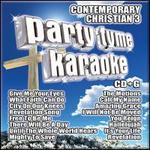 Party Tyme Karaoke: Contemporary Christian, Vol. 3