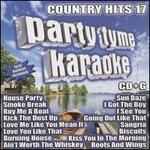 Party Tyme Karaoke: Country Hits, Vol. 17