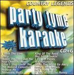 Party Tyme Karaoke: Country Legends