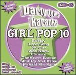 Party Tyme Karaoke: Girl Pop, Vol. 10