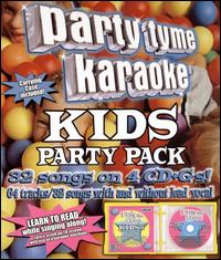 Party Tyme Karaoke: Kids Party Pack - Karaoke