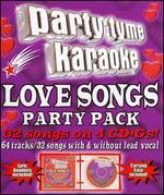 Party Tyme Karaoke: Love Songs Party Pack