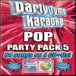 Party Tyme Karaoke: Pop Party Pack 5