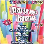 Party Tyme Karaoke: Tween Hits, Vol. 5