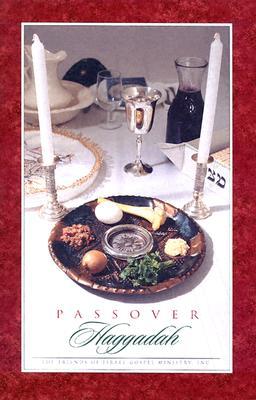 Passover Haggadah - Simcox, Thomas C