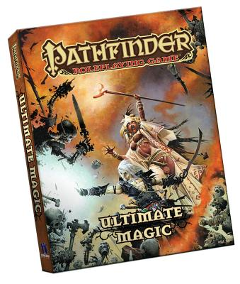 Pathfinder Roleplaying Game: Ultimate Magic - Staff, Paizo (Editor)