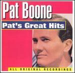Pat's Great Hits [Curb]