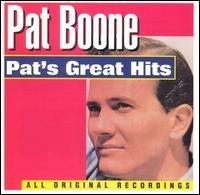 Pat's Great Hits [Curb] - Pat Boone