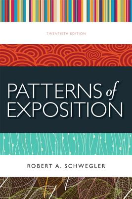 Patterns of Exposition - Schwegler, Robert