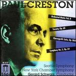 Paul Creston: Orchestral Works, Vol. 2