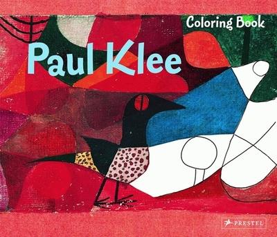 Paul Klee Coloring Book - Roeder, Annette