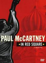 Paul McCartney in Red Square -