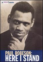 Paul Robeson: Here I Stand - St. Claire Bourne