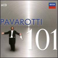 Pavarotti 101 - Alan Opie (baritone); Andrea Griminelli (flute); Anthony Rolfe Johnson (tenor); Carmen Gonzales (mezzo-soprano); Dimitri Kavrakos (bass); Eric Garrett (baritone); Huguette Tourangeau (mezzo-soprano); Ida Bormida (mezzo-soprano); Ingvar Wixell (baritone)