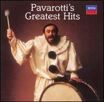 Pavarotti's Greatest Hits - Eric Garrett (vocals); Gian Carlo Laccardi (vocals); Joan Sutherland (soprano); Luciano Pavarotti (tenor); Nicolai Ghiaurov (vocals); Vienna Philharmonic Orchestra; Royal Opera House Covent Garden Chorus (choir, chorus)