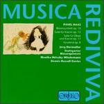 Pavel Haas: Bl�serquintett; Suite f�r Klavier; Suite f�r Oboe und Klavier; Vyvolen�