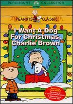 I Want a Dog For Christmas, Charlie Brown movie by Bill Melendez ...