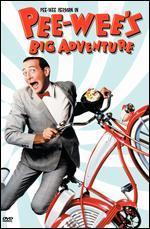 Pee-Wee's Big Adventure - Tim Burton
