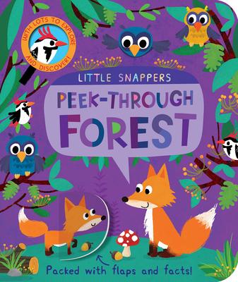 Peek-Through Forest - Litton, Jonathan, and Nowowiejska, Kasia (Illustrator)