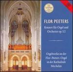Peeters: Konzert für Orgel und Orchester op. 52
