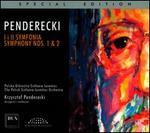 Penderecki: Symphonies Nos. 1 & 2