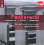 Penderecki: Symphony No. 2; Sacred Works