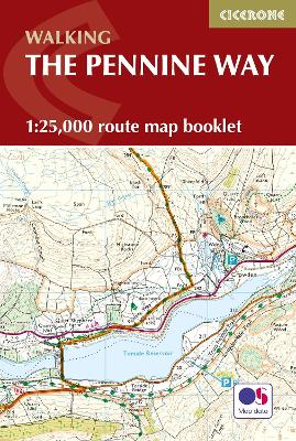 Pennine Way Map Booklet: 1:25,000 OS Route Mapping - Dillon, Paddy