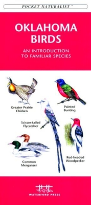 Pennsylvania Birds: A Folding Pocket Guide to Familiar Species - Kavanagh, James, and Press, Waterford