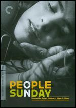 People on Sunday [Criterion Collection]