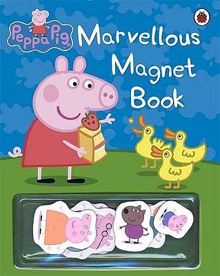 Peppa Pig: Marvellous Magnet Book - Ladybird