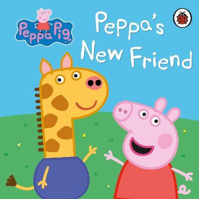 9780241321164 Peppa Pig Peppa S New Friend Peppa Pig