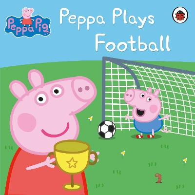 Peppa Plays Football -