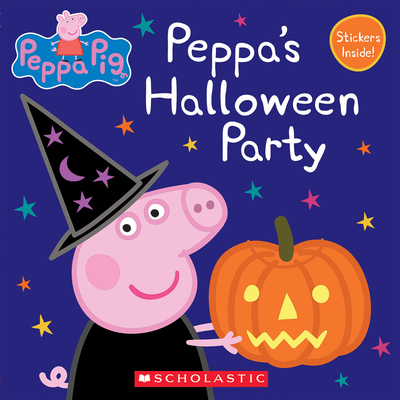 Peppa's Halloween Party (Peppa Pig: 8x8) - Eone (Illustrator)