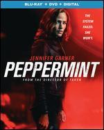Peppermint [Includes Digital Copy] [Blu-ray/DVD]