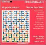 Per Nørgård: Works for Choir