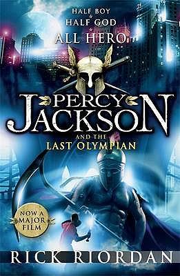 Percy Jackson and the Last Olympian - Riordan, Rick