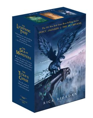 Percy Jackson and the Olympians Set - Riordan, Rick