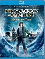 Percy Jackson and the Olympians: The Lightning Thief [Blu-ray] - Chris Columbus