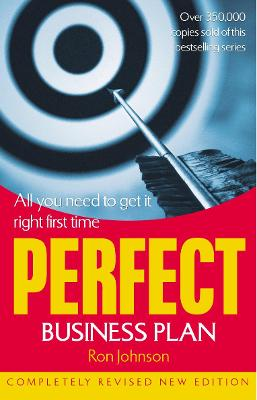 Perfect Business Plan - Johnson, Ron