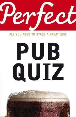 Perfect Pub Quiz - Pickering, David