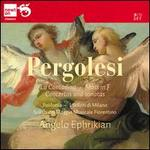 Pergolesi: La Contadina; Mass in F; Concertos and sonatas