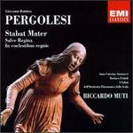 Pergolesi: Stabat Mater; In Coelestibus Regnis; Salve Regina