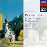 Pergolesi: Stabat Mater; Miserere II